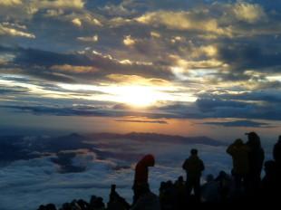 富士山は永久に不滅です